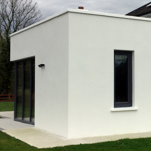 Building contractor for extensions